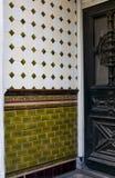 сбор винограда входа Стоковое Изображение
