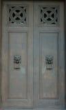 сбор винограда двери Стоковые Изображения