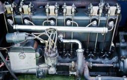 сбор винограда двигателя автомобиля Стоковые Фотографии RF