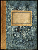 сбор винограда дневника Стоковое фото RF