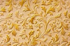 сбор винограда золота поверхностный стоковая фотография