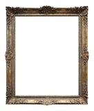 сбор винограда золота рамки стоковые изображения
