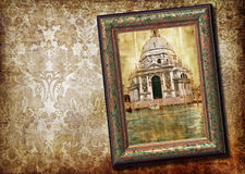 сбор винограда изображения Стоковое Изображение