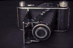 сбор винограда камеры старый стоковая фотография