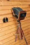 сбор винограда камеры Стоковое фото RF