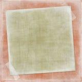 сбор винограда карточки старый бумажный Стоковые Фото