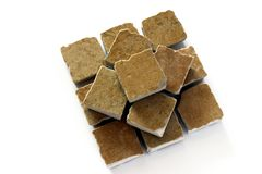 сбор винограда керамических плиток Стоковые Изображения RF