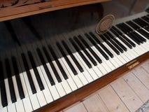 сбор винограда клавиатуры Стоковые Изображения RF