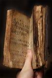 сбор винограда книги старый русский стоковое фото
