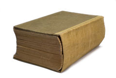 сбор винограда книги толщиной Стоковые Изображения RF