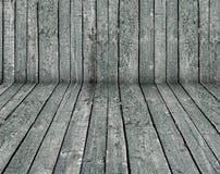 сбор винограда комнаты деревянный Стоковое Изображение RF