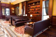 сбор винограда комнаты чтения Стоковая Фотография RF