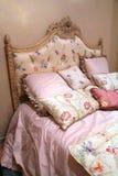 сбор винограда кровати Стоковые Фото