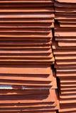 сбор винограда крыши панелей Стоковые Фотографии RF