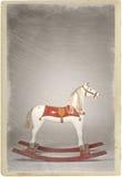 сбор винограда лошади тряся Стоковое Изображение RF