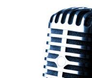 сбор винограда микрофона elvis Стоковые Изображения