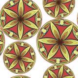 сбор винограда орнамента иллюстрация штока