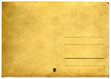 сбор винограда открытки Стоковая Фотография RF