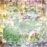 сбор винограда первоклассных картин предпосылки затрапезный Стоковое фото RF
