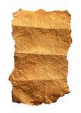 сбор винограда пергамента Стоковое Изображение