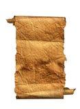 сбор винограда пергамента Стоковые Фотографии RF
