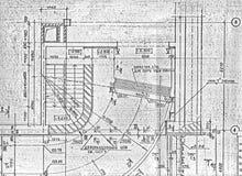 сбор винограда плана части конструкции Стоковое Изображение RF