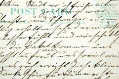 сбор винограда почерка стоковое фото