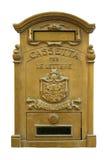 сбор винограда почты коробки Стоковое Фото