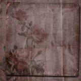 сбор винограда предпосылки розовый Стоковое Фото