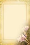 сбор винограда рамки бумажный Стоковая Фотография RF