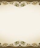 сбор винограда рамки иллюстрация штока