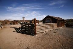 сбор винограда ранчо Стоковые Фото
