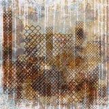 сбор винограда ржавчины grunge предпосылки великолепный Стоковые Фото
