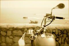 сбор винограда самоката Стоковая Фотография RF