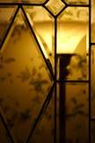 сбор винограда светильника Стоковые Фото
