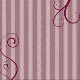 сбор винограда свирлей бумаги предпосылки Стоковые Изображения