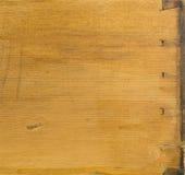 сбор винограда сосенки ящика ласточкиного хвоста Стоковая Фотография RF