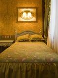 сбор винограда спальни Стоковая Фотография