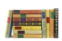 сбор винограда стога книг Стоковое Фото