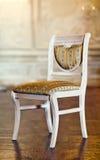 сбор винограда стула Стоковые Фотографии RF