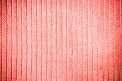 сбор винограда текстуры типа corduroy померанцовый Стоковые Фото