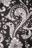 сбор винограда ткани детали Стоковое Изображение RF