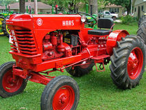 сбор винограда трактора Стоковые Фотографии RF