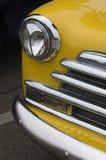 сбор винограда фары решетки автомобиля chevy Стоковые Фотографии RF