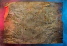 сбор винограда фото предпосылки красивейший бумажный Стоковая Фотография