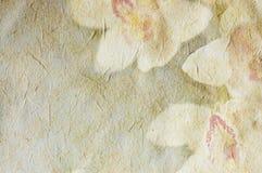 сбор винограда холстины предпосылки Стоковые Изображения RF