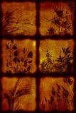 сбор винограда художнической предпосылки стильный Стоковые Изображения RF