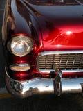 сбор винограда части автомобиля холодный стоковое фото