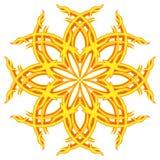 сбор винограда элемента золотистый Стоковые Фото
