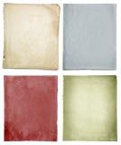 сбор винограда grunge бумажный ретро Стоковые Изображения